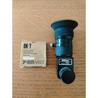 Nikon - 美品 ニコン NIKON アングルファインダー DR-3 アイピース DK-7