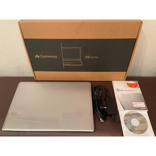 Acer - Gateway NE572-F14D Windows8 オフィス2007付属
