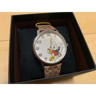 コーチ(COACH)のCOACH 腕時計 ディズニー(腕時計(アナログ))