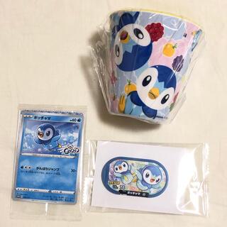 ポケモン - 【新品未使用】ポッチャマ コップ スペシャルタグ