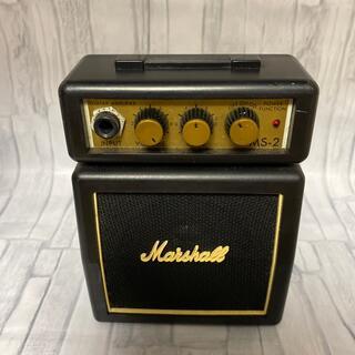 マーシャル ギター ミニアンプ MS-2(ギターアンプ)