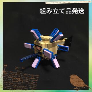 マイクラ レゴ 互換品 エルダーガーディアン 組み立て品を発送します♪