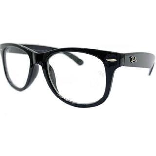 レイバン(Ray-Ban)のレイバン 眼鏡 フレーム ブラック クリア メガネ(サングラス/メガネ)