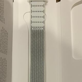 Apple - 【9/25限定】Apple watch サミットホワイト44mmケースNIKE