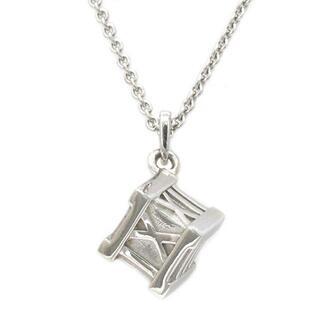 ティファニー(Tiffany & Co.)のティファニー キューブ ネックレス シルバー 925(ネックレス)
