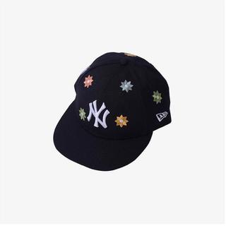 NEW ERA - vega Rainbow Flower Baseball Cap
