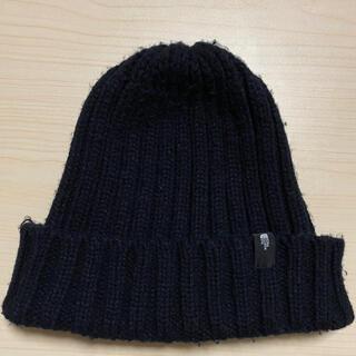 ザノースフェイス(THE NORTH FACE)のTHE NORTH FACE ニット帽 黒(ニット帽/ビーニー)
