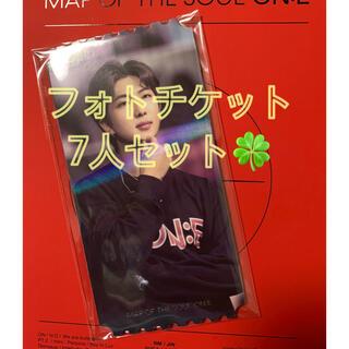 防弾少年団(BTS) - BTS ON:E DVD ホログラム フォトチケット セット