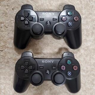 PlayStation3 - プレイステーション3 純正コントローラー×2 ジャンク品