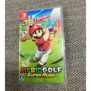 Nintendo Switch - マリオゴルフ スーパーラッシュ