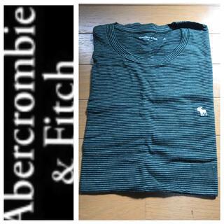 アバクロンビーアンドフィッチ(Abercrombie&Fitch)の◎XL◎新品正規品◎アバクロ◎UネックTシャツ◎送料込(Tシャツ/カットソー(半袖/袖なし))
