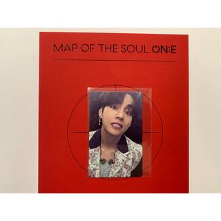 防弾少年団(BTS) - BTS MAP OF THE SOUL ON:E  V テテ トレカ