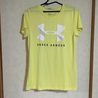 アンダーアーマー(UNDER ARMOUR)のアンダーアーマー  レディースTシャツ L(Tシャツ(半袖/袖なし))