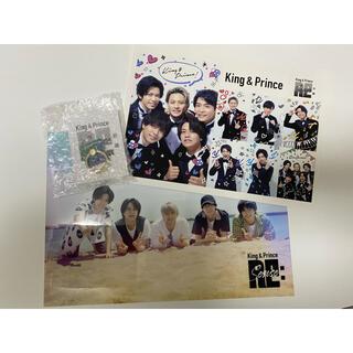 Johnny's - King & Prince Re:Sense 特典