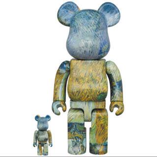 MEDICOM TOY - BE@RBRICK Van Gogh ゴッホ展 100%&400%