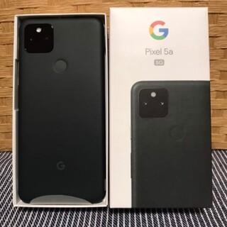 Googlepixel5a 一点限り