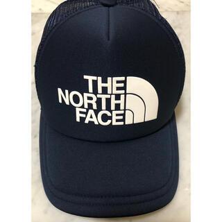 THE NORTH FACE - 美品 正規品 ノースフェイス ロゴメッシュ キャップ (ユニセックス)