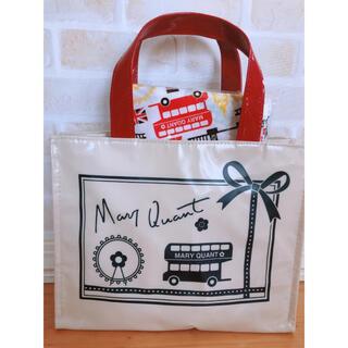 マリークワント(MARY QUANT)の【新品】マリークワント ランチバッグ レジャーシート(トートバッグ)