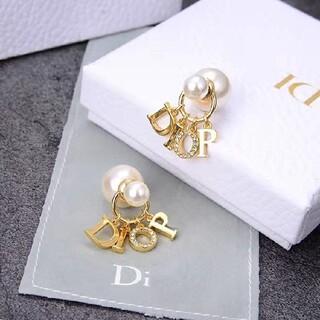 ディオール(Dior)のディオール Dior ピアス(ピアス)