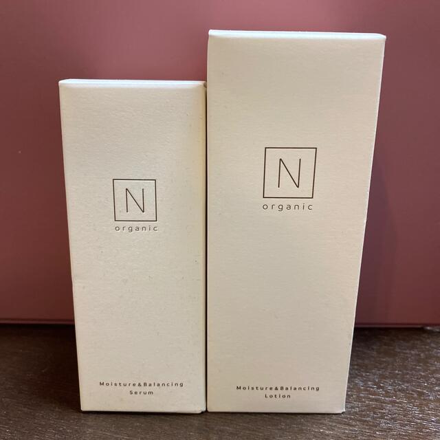 N organic  2種類セット コスメ/美容のスキンケア/基礎化粧品(化粧水/ローション)の商品写真