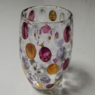 ボヘミア クリスタル(BOHEMIA Cristal)の高級ボヘミアングラス6個セット(グラス/カップ)
