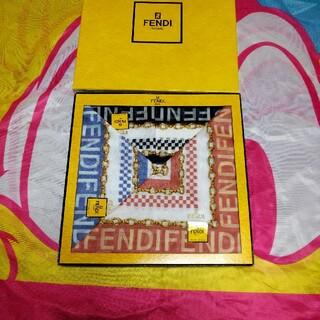 FENDI - フェンディハンカチ3枚