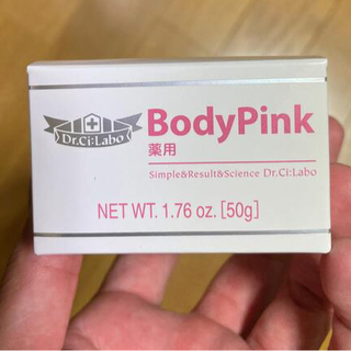 ドクターシーラボ(Dr.Ci Labo)のドクターシーラボ 薬用ボディ・ピンク(50g)(ボディクリーム)