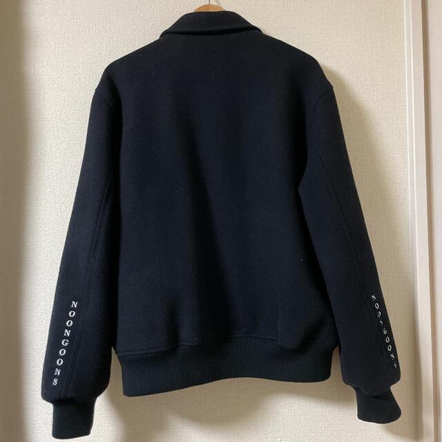 Essential(エッセンシャル)のNoon Goons 20aw 花柄刺繍ブルゾン メンズのジャケット/アウター(ブルゾン)の商品写真