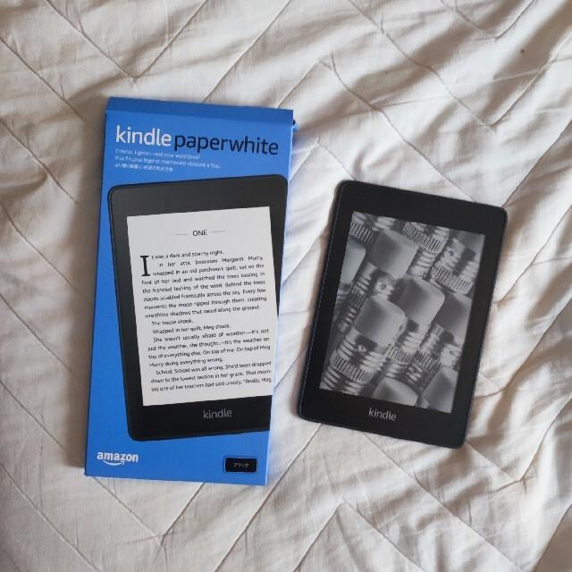 kindle paperwhite 32gb 広告なし 第10世代 スマホ/家電/カメラのPC/タブレット(電子ブックリーダー)の商品写真