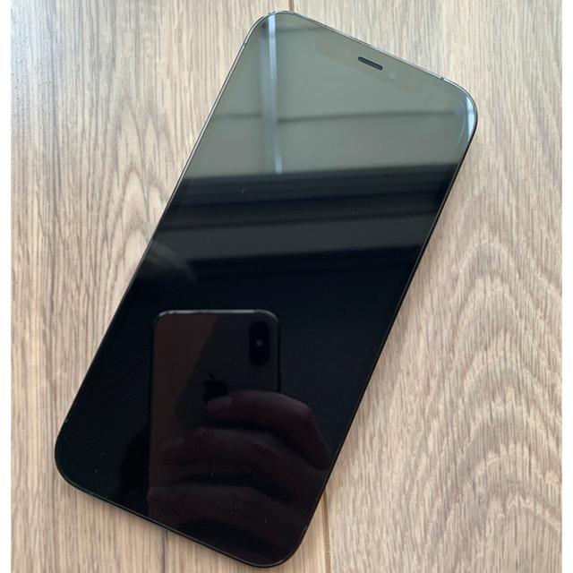 iPhone(アイフォーン)の明日まで限定値引きiPhone 12 pro ブルー 256 GB SIMフリー スマホ/家電/カメラのスマートフォン/携帯電話(スマートフォン本体)の商品写真