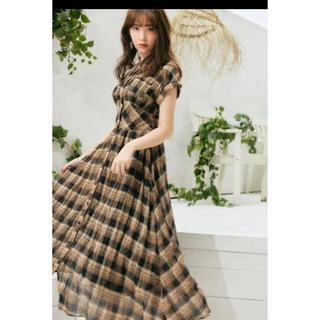 snidel - herlipto Cotton-Blend Voile Shirt Dress