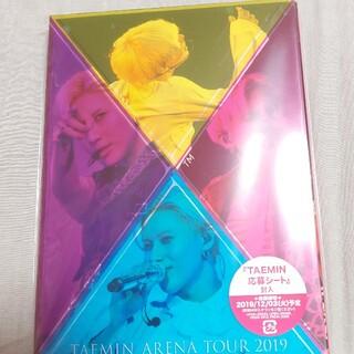 SHINee - TAEMIN ARENA TOUR 2019 ~XTM~(初回限定盤) DVD