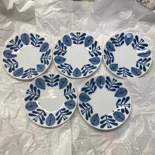 美濃焼 カジュアルスタイル オーランド 小皿5枚