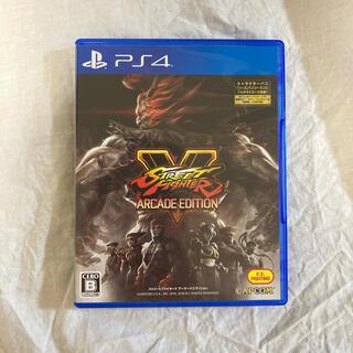 PlayStation4 - ストリートファイターV アーケードエディション