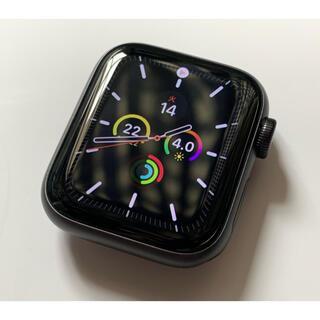 Apple Watch - Apple Watch SE グレー 40mm バッテリー100%
