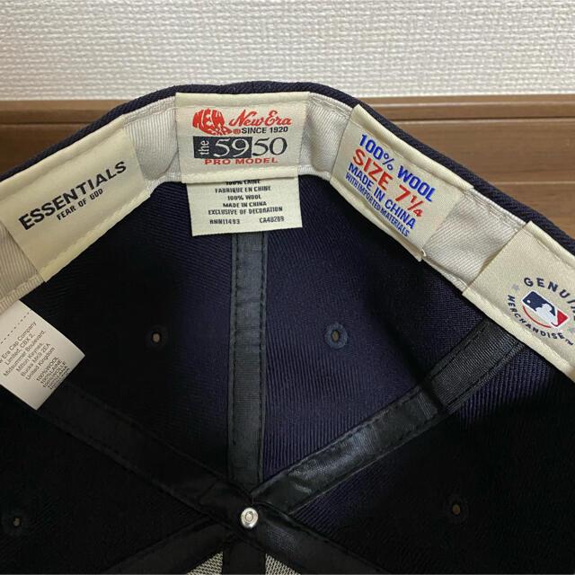 NEW ERA(ニューエラー)のニューエラ ESSENTIALS メンズの帽子(キャップ)の商品写真