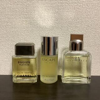 CHANEL - 香水 セット シャネル カルバンクライン