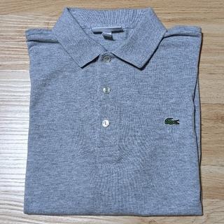 ラコステ(LACOSTE)のラコステ スリムフィットソリッドポロシャツ (半袖)(ポロシャツ)