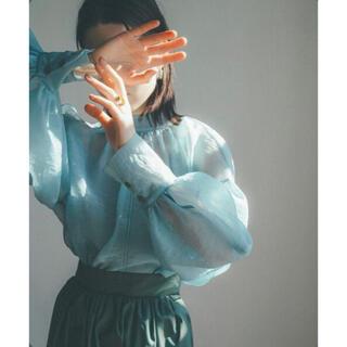 ロンハーマン(Ron Herman)のCLANE ♡ シアーパフトップス♡美品(シャツ/ブラウス(長袖/七分))