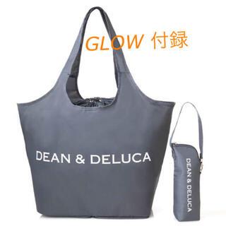 ディーンアンドデルーカ(DEAN & DELUCA)のGLOW 8月号 付録 ディーンアンドデルーカ レジかごバッグ & ボトルケース(エコバッグ)