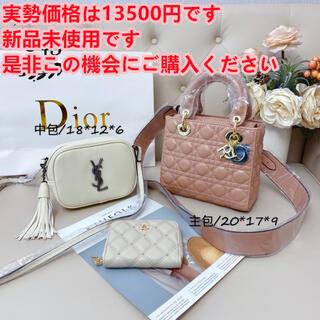 Dior - 🎈☆美品☆DIOR ディオールショルダーバッグ 3点セット🎈