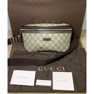 Gucci - GUCCI ウエストバック ボディバック 233269 使用感あり