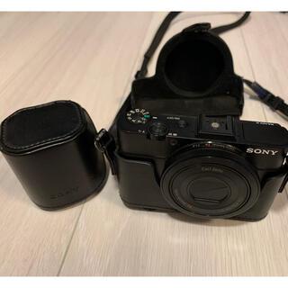 SONY - [アクセサリー付]DSC-RX100M2 Cyber-shot デジタルカメラ