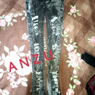 アンズ(ANZU)のANZU スキニー 値下げ中(デニム/ジーンズ)