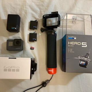 GoPro - 【美品】GoPro HERO5 BLACK セット
