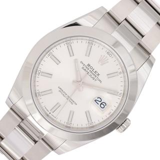ロレックス(ROLEX)のロレックス ROLEX デイトジャスト41 腕時計 メンズ【中古】(その他)