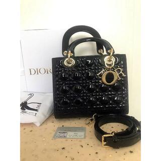 ディオール(Dior)のLADY DIOR ミディアム バッグ(ショルダーバッグ)