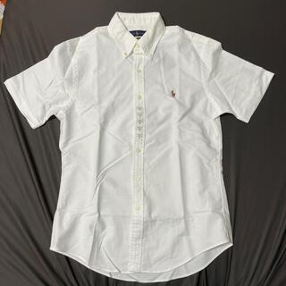 ラルフローレン(Ralph Lauren)のラルフローレン シャツ 白シャツ 半袖 ホワイト 白 マルチポニー M(シャツ)