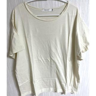 マウジー(moussy)のmoussyのTシャツ(Tシャツ(半袖/袖なし))