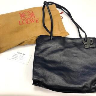 ロエベ(LOEWE)のロエベ ブラック ミニバッグ(90018864)(ハンドバッグ)